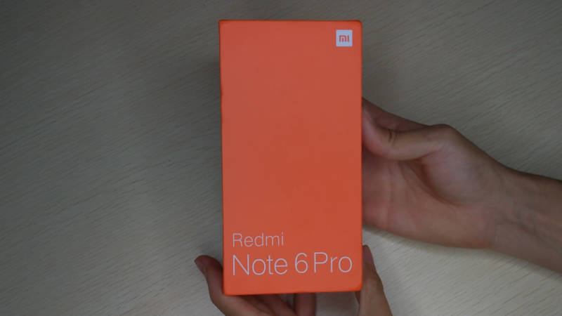 Xiaomi Redmi Note 6 Pro 開封 (4)