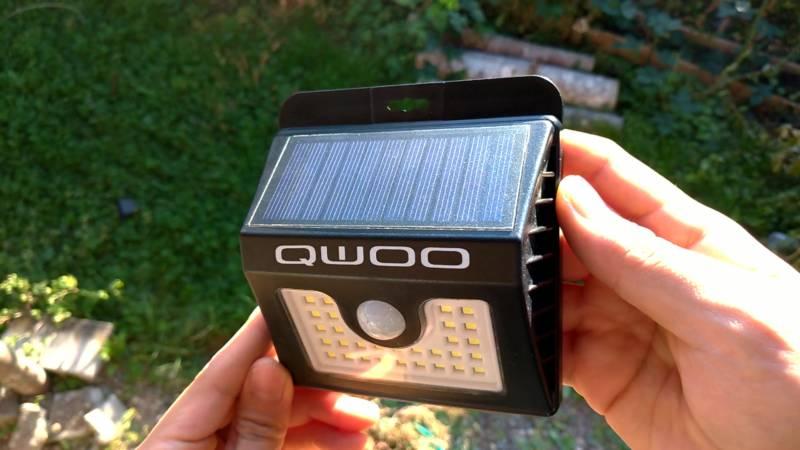 【目次】QWOO ソーラーライト