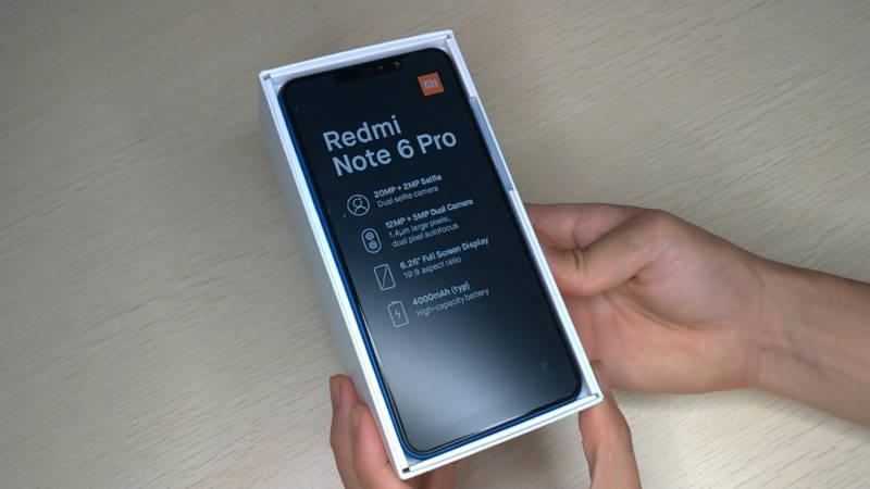 2万で4万相当のスペック!?開封レビュー【Xiaomi Redmi Note 6 Pro】