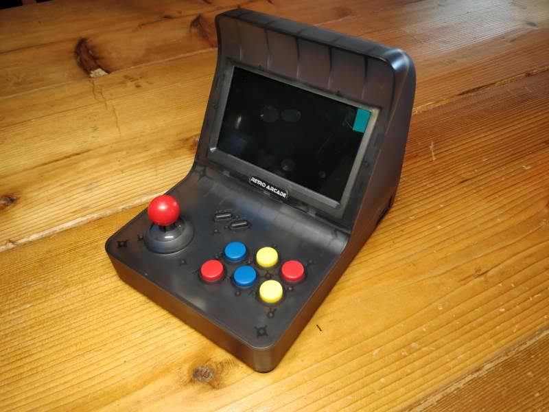 NEO GEO miniそっくりの3000本内蔵ゲーム機を開封してみた【Mini Arcade 互換機】