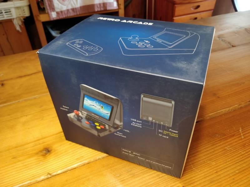 【目次】Mini Arcade 互換機