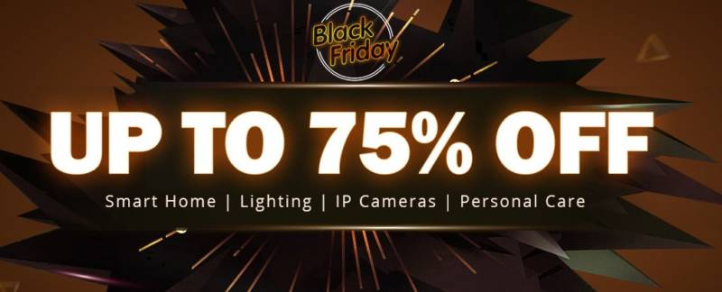 Geekbuying Black Friday 家電