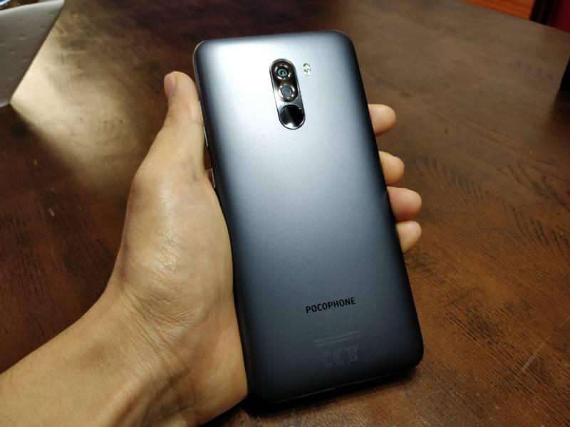 Xiaomi Pocophone F1 開封レビュー
